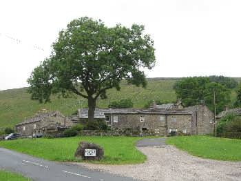 Halton Gill, in the Yorkshire Dales