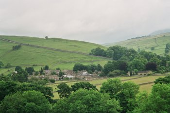 Kettlewell, in the Yorkshire Dales