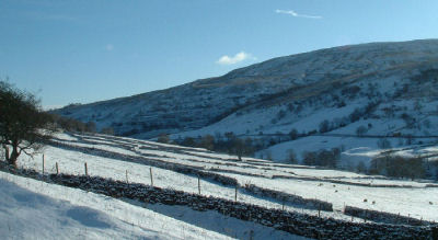 Langstrothdale in winter