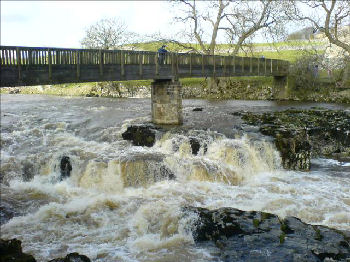 Linton Falls, near Grassington