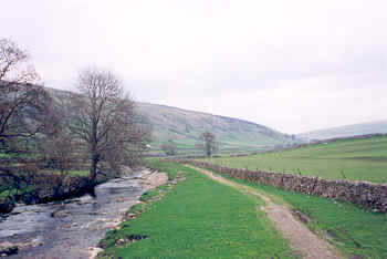 Littondale, in the Yorkshire Dales