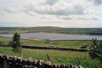 Reservoirs in Lunedale