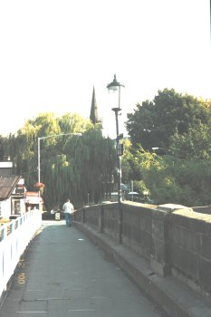 Bridge at Otley, West Yorkshire