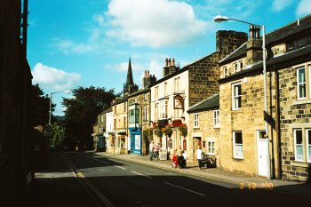 Otley, West Yorkshire
