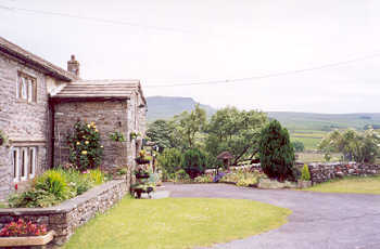 Penyghent - viewed from near Horton in Ribblesdale