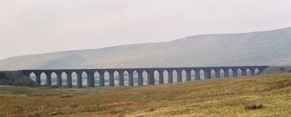 The Ribblehead Viaduct