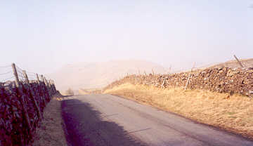Road from Settle to Kirkby Malham