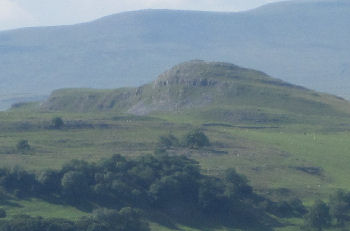 Smearsett Scar viewed from afar