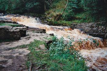 Stainforth Force, Ribblesdale
