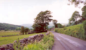 Wharfedale, in the Yorkshire Dales